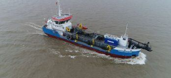 Damen's First Dredger For Australia 'Tommy Norton' On Way To Gippsland Ports