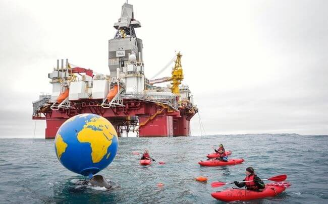 Greenpeace: Norwegian Coast Guard Arrests 'Arctic Sunrise' With Activists And Crew