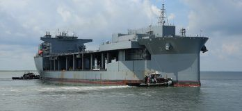 Lewis B puller USS