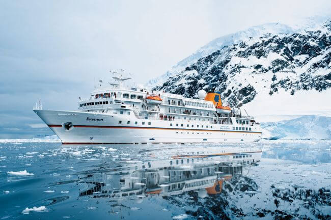 'MS Bremen' Becomes One Of The First Passenger Ships To Receive Polar Ship Certificate