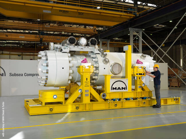 The World?s First Subsea Compression System Is Now Field-Proven Technology