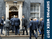 UK Shipping Industry Takes Its Cause To Downing Street