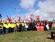 ACTU And MUA Launch New Campaign To Save Australian Shipping