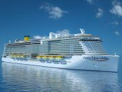 Construction Of Costa's LNG-Powered Cruise Ship Begins