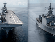 Two US Navy Warships Positioned To Respond To Both Hurricane Irma And Harvey Relief Operations