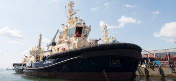 Sanmar Shipyard Completes Order of 6 Svitzer's Tugboats