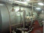 Procedure for Boiler Gauge Glass Maintenance on a Ship