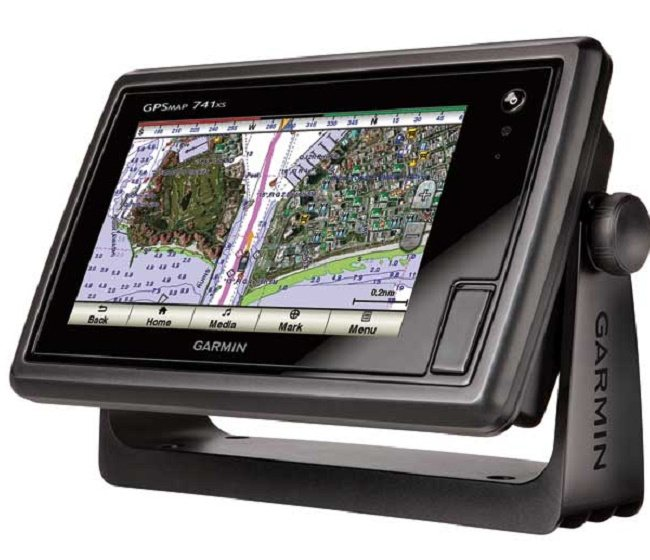 Marine GPS System
