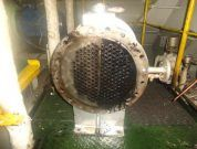 Types of Heat Exchangers on a Ship
