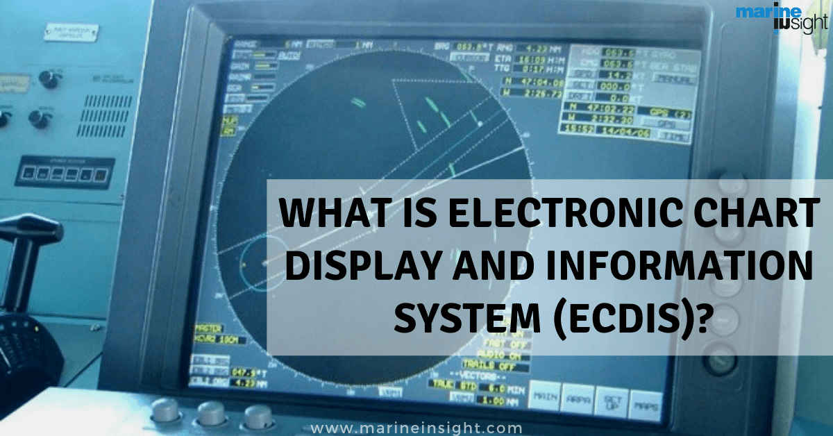 What Is Electronic Chart Display And Information System  Ecdis