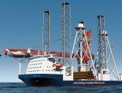 New Jack-Up Vessel by Beluga- Hochtief