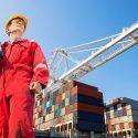 Port cargo operation