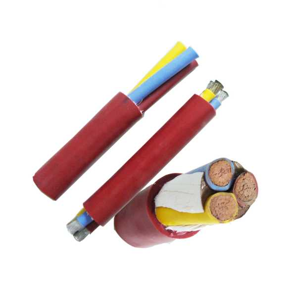Hazards Related to Electric Cable Insulation in Case of Fire