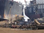 Alang Gujarat Ship Breaking Yard 5