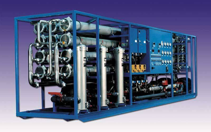 Reverse Osmosis Modern Way Of Shipboard Water Production