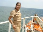 A Woman Chief Engineer from Brazil Describes Her Interesting Life