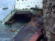 Video: Ship's Gruesome Condition Post Collision