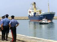 ship arrest