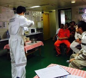seafarer training