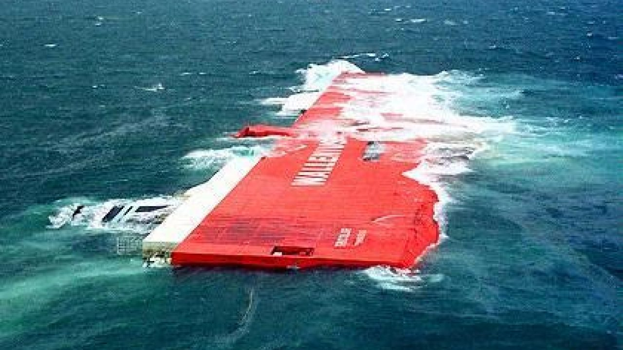 Worst Maritime Accidents: The Tricolor Cargo Ship Accident