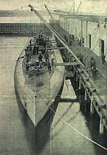 Merchant Submarine