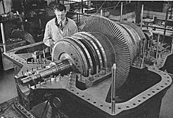 Steam Turbine Propulsion