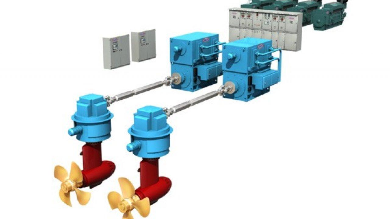 Operational Advantages Of Tri Fuel Diesel Electric Propulsion Tfde Over Diesel Engine Propulsion