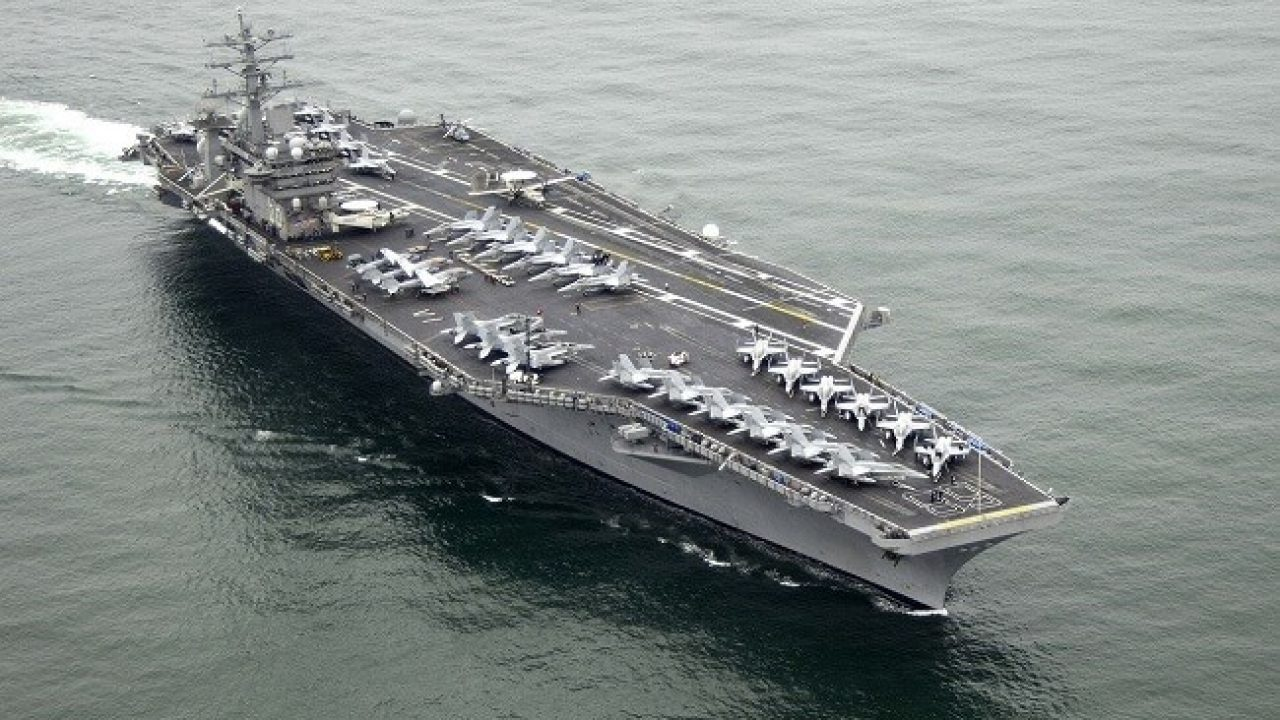 USS Nimitz: One of The Biggest War Ships in the World