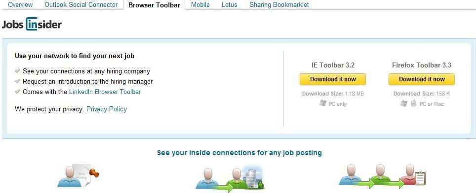 jobs in linkedin