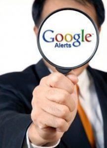 Google Alert Marine Job