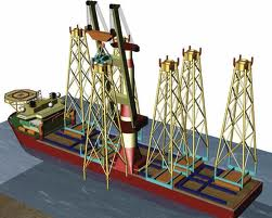 Wind Turbine Ship Design