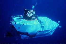 Deep-Sea Submergence Vehicle