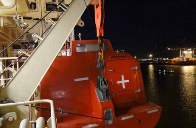 Nadiro Lifeboat