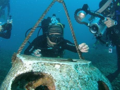Shipwrecks found near China Coast
