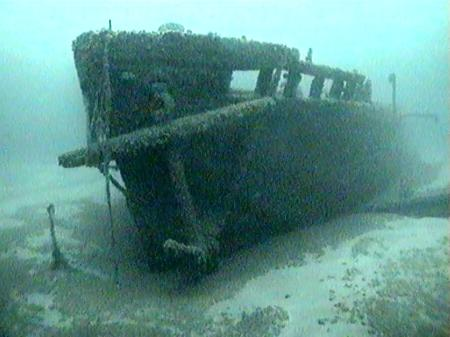 Shipwreck found in Lake Michigan