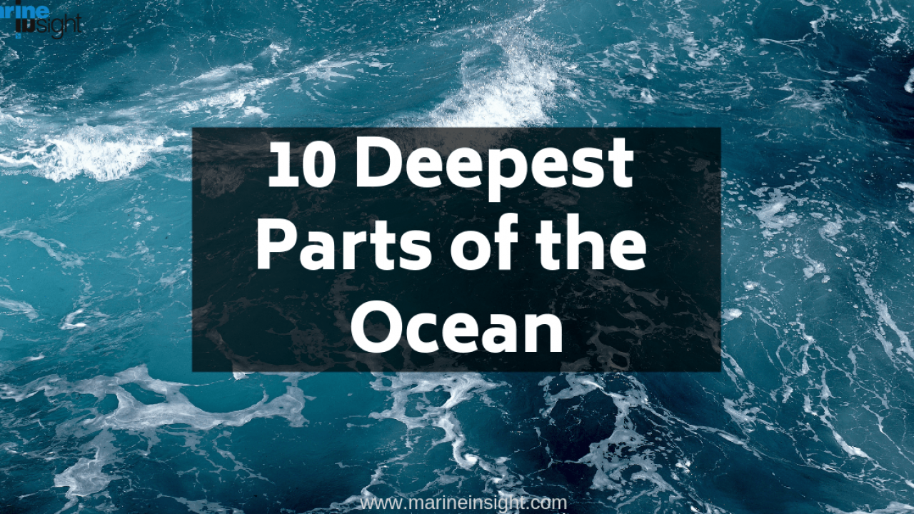 10 Deepest Parts Of The Ocean
