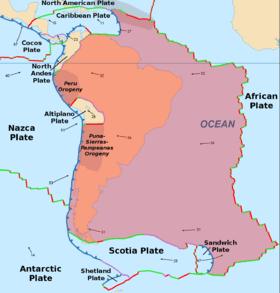 Peru–Chile Trench