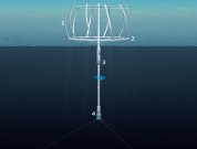 SeaTwirl : A New Type of Offshore Wind Turbine