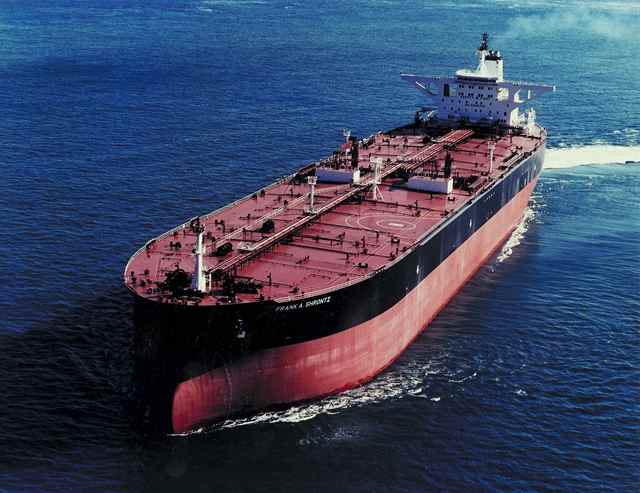 Top 3 Biggest Tanker Ships in the World