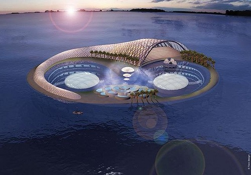 One Of The Most Awesome Hotels To Be Built Underwater This Hotel Would Probably Deepest And Best Have Been At