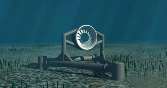 Tidal Plant