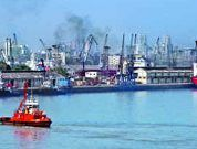 The Port of Mumbai