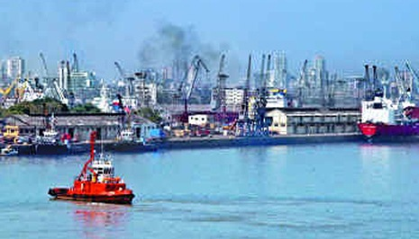 port of mumbai