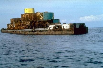 Ship Wreck of HMVS Cerberus