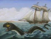The Unexplained Mystery of the Sea Serpent