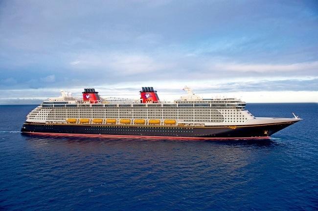 Disney vessel