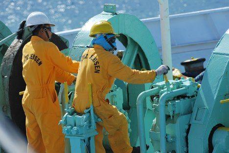 Carcinogens on Ship