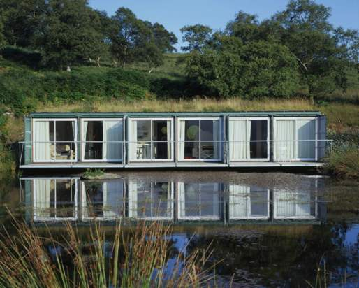 Top 9 Houses Made From Shipping Containers