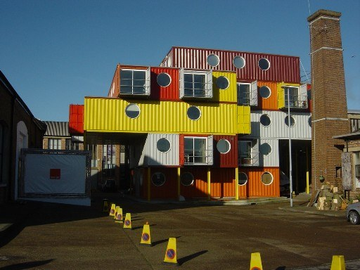 House Made From Shipping Container top 9 houses made from shipping containers