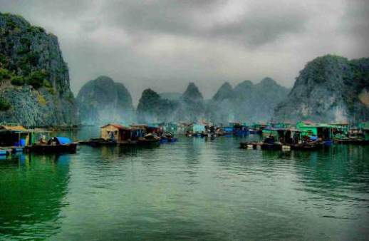 Ha-Long Bay